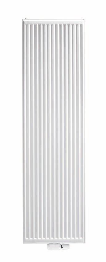 radiateur panneau acier vertex 2 lames 2 rang es d 39 ailettes 22. Black Bedroom Furniture Sets. Home Design Ideas