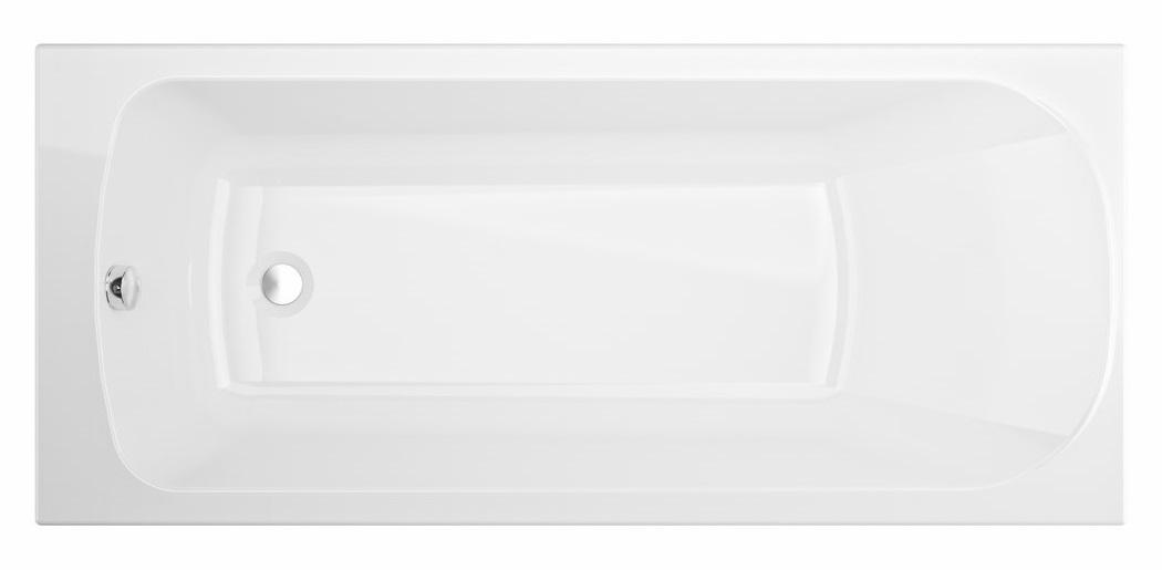 Baignoire volta 170x75 cheap baignoire evok x avec pieds r glables blanc e for sanitaire - Baignoire volta villeroy et boch ...