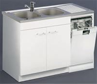 Meuble sous-évier spécial lave-vaisselle Aquarine