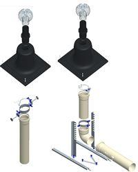 l 39 vacuation condensation chemin e. Black Bedroom Furniture Sets. Home Design Ideas